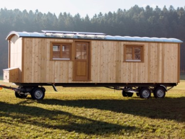 sch ferwagen bau m ller tiny house zirkuswagen. Black Bedroom Furniture Sets. Home Design Ideas